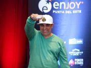 23bf44308c Retrospectiva BSOP 2017  Marcelo Mesqueu foi o grande campeão em Punta del  Este (1ª.