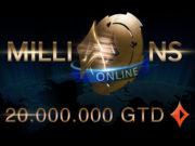 partypoker Millions Online 2018