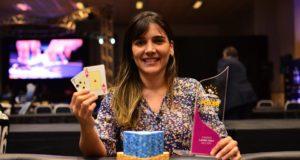 Paulinha Costa Ladies NPS Grand Final