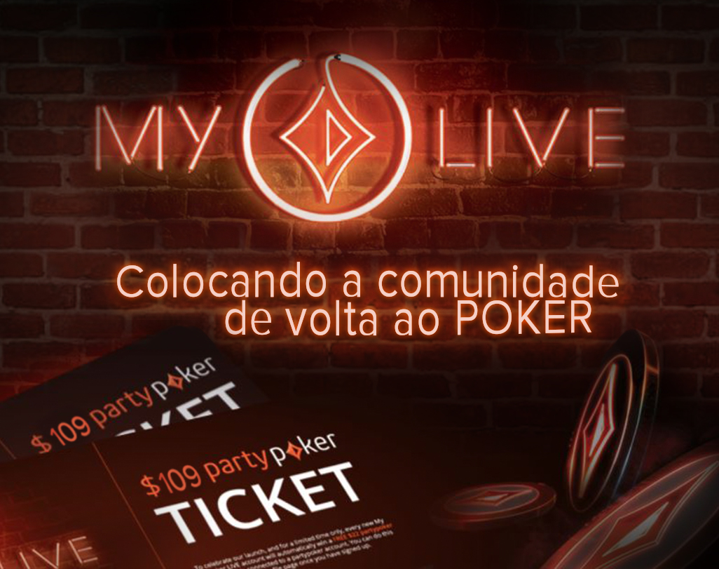 My Partypoker Live
