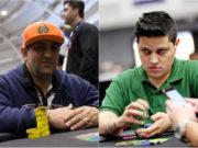 Marcelo Mesqueu e Affif Prado - BSOP Millions