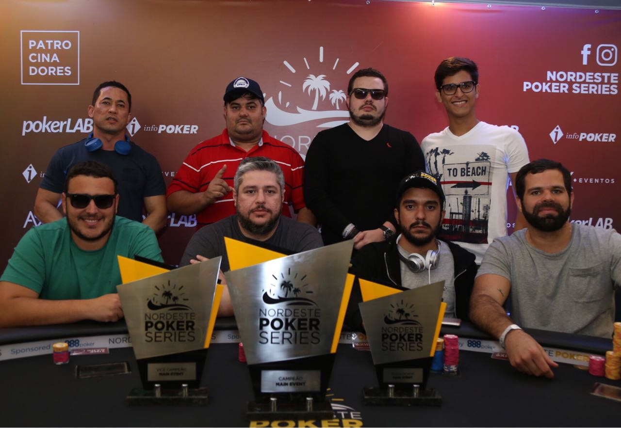 Alen Filipe Campeão Main Event NPS Recife