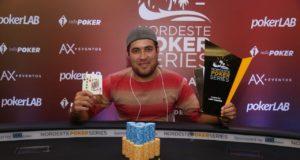 Hugo Leonardo campeão NPS Recife