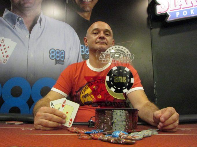 Andre Queiroz - Stars 20K