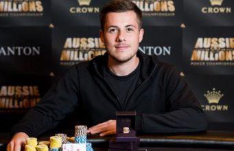 Benedikt Eberle campeão do Evento #1 do Aussie Millions