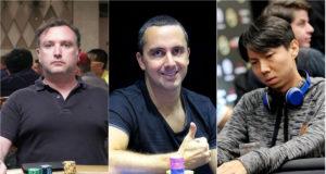 Tiago Boita, Thiago Rachadel e Norson Saho