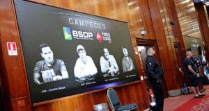 Campeões - BSOP SP