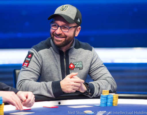 Daniel Negreanu - PokerStars Caribbean Adventure