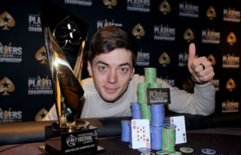 Dragos Trofimov campeão do High Roller do PokerStars Festival