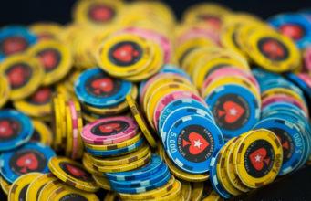 Fichas - PokerStars Caribbean Adventure