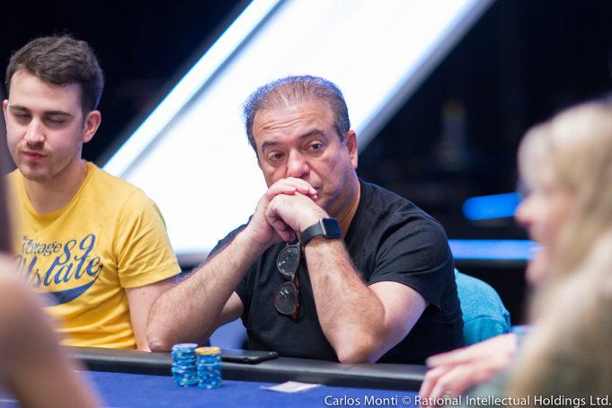 Helio Chreem - PokerStars Caribbean Adventure