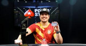 Tiago Magalhães - Campeão Main Event BSOP São Paulo