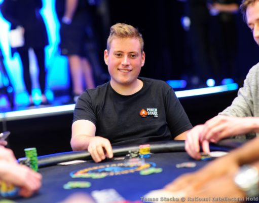 Jaime Staples - PokerStars Caribbean Adventure