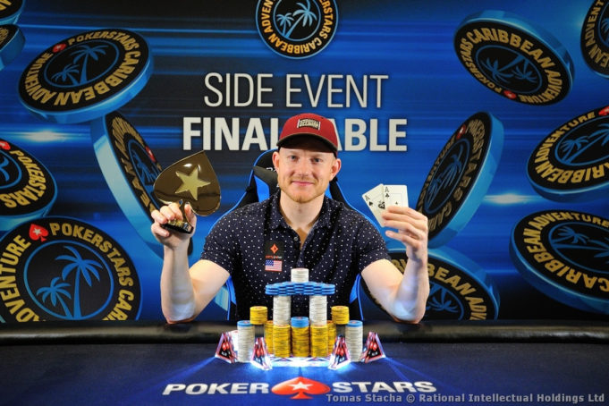Jason Koon campeão do High Roller Single Day do PokerStars Caribbean Adventure
