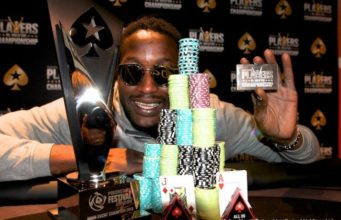 Kalidou Sow campeão do PokerStars Festival Londres