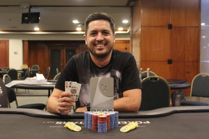 Murilo Souza - Campeão 8-Game - BSOP SP