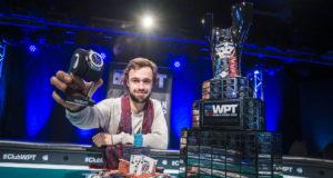 Ole Schemion WPT European Championship