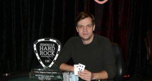 Stefan Schillhabel campeão do Super High Roller do WPT Lucky Hearts Poker Open