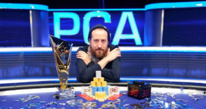 Steve O'Dwyer campeão do High Roller do PokerStars Caribbean Adventure