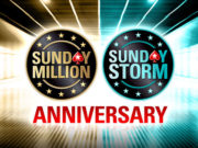 Sunday Million e Sunday Storm especial de aniversário