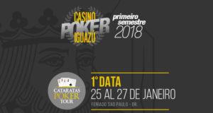 Cataratas Poker Tour - Casino Iguazu