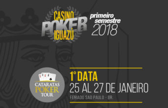 Cataratas Poker Tour - Casino Iguazu