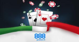 888poker Itália