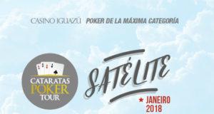 Satélite Cataratas Poker Tour