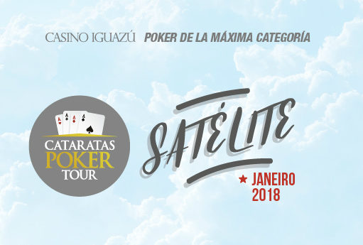 Satélite Cataratas Poker Tour