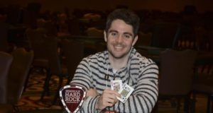 Ben Tollerene - WPT Lucky Hearts Poker Open
