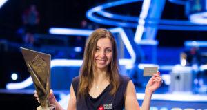 Maria Konnikova - Campeã PCA National