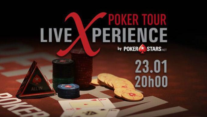 LiveXperience by PokerStars