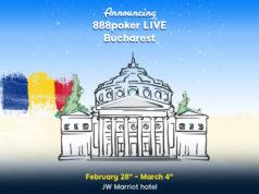 888poker LIVE Romênia