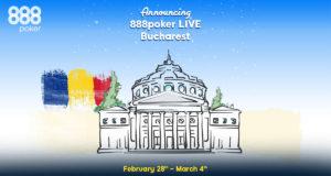 888poker LIVE Bucareste