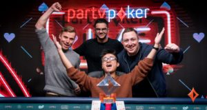Chi Zhang campeão do Super High Roller de € 51.000 do partypoker Millions Germany