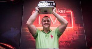 Chris Brice campeão do Main Event do partypoker UK Championship