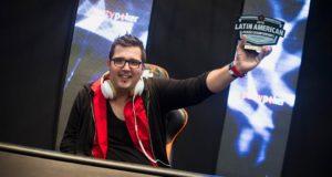 Denis Escobar campeão do Open LAPC Uruguai