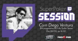 Diego Ventura na SuperPoker Session