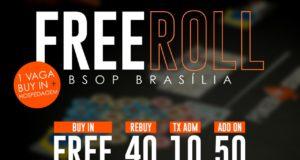 Win Poker Santos - Freeroll pacote BSOP Brasília