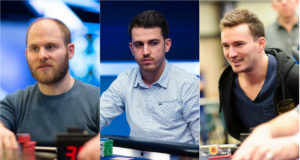 Sam Greenwood, Koray Aldemir e Steffen Sontheimer