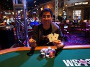 Howard Chen - Campeão Evento #2 Rio Las Vegas Circuit Series