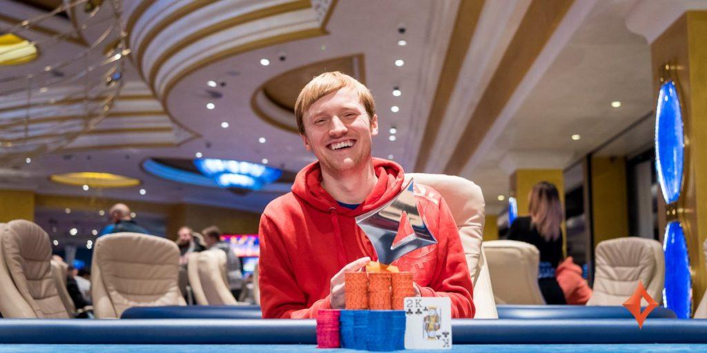 Johannes Becker campeão do High Roller II de € 25.000 do partypoker Millions Germany