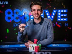 Jonathan Bowers campeão do 888poker LIVE Londres Kickoff