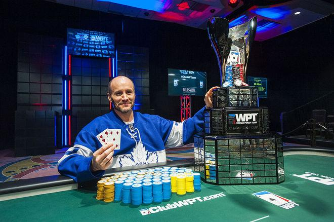 Mike Leah campeão do Main Event do WPT Fallsview