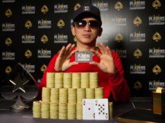Mike Takayama campeão do PokerStars LIVE Manila Super Series 5