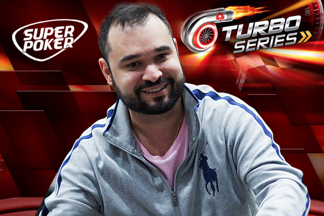 Ariel Bahia - Campeão Evento #21 Turbo Series