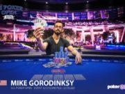 Mike Gorodinsky US Open