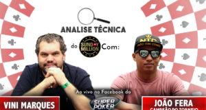 Análise Técnica - Vini Marques e João Fera