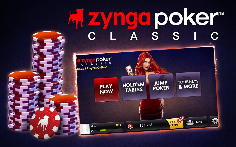 World Poker Tour fecha parceria com Zynga Poker, empresa de