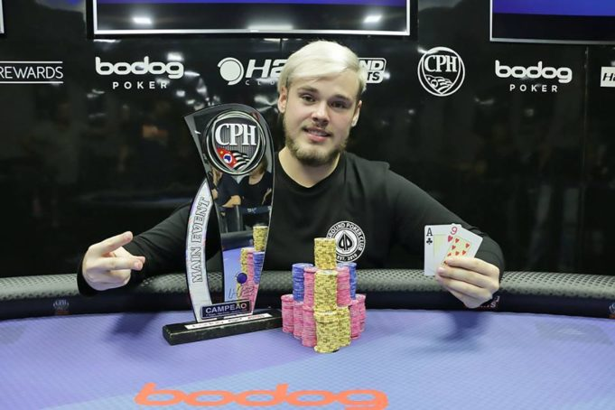 Anthony Barranqueiros - Campeão 1º CPH 2018